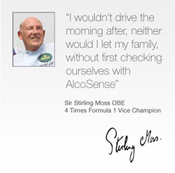 Sir Sterling Moss Quote