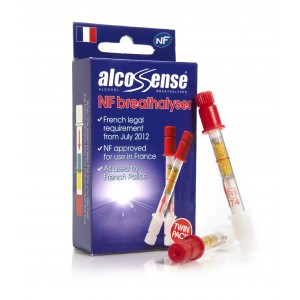 AlcoSense NF Breathalyser for France