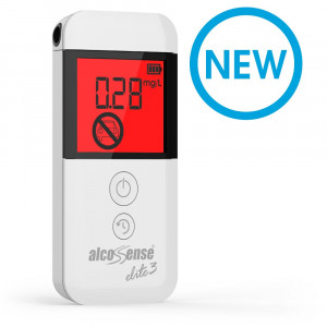 AlcoSense Elite 3 Breathalyzer (NEW)
