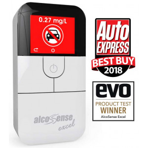 Upgrade to AlcoSense Excel from £79.99
