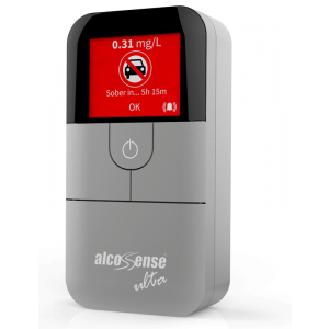 Upgrade to AlcoSense Ultra from £149.99
