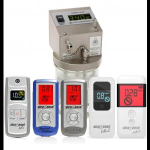 AlcoSense Calibration (Semi-Conductor)