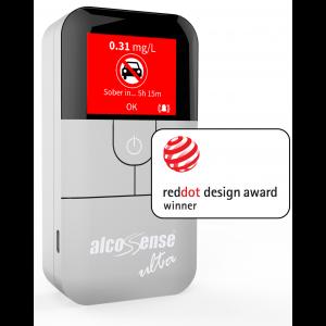 AlcoSense Ultra Fuel Cell Breathalyzer