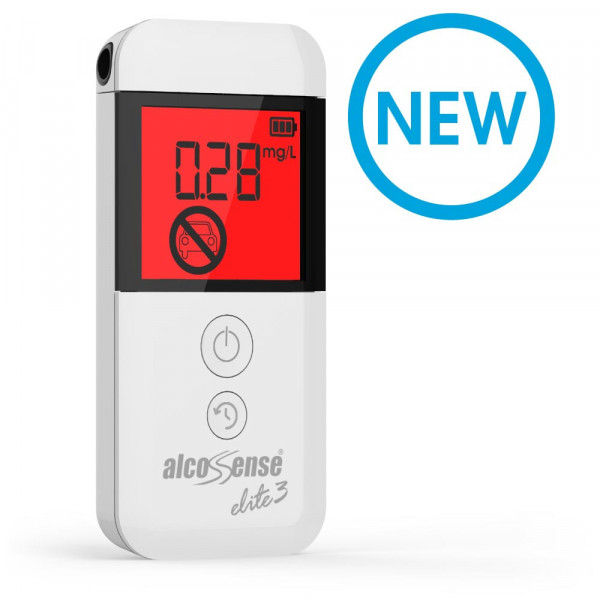Upgrade to AlcoSense Elite 3 from £49.99