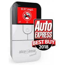 Upgrade to AlcoSense Excel from £69.99