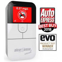 Upgrade to AlcoSense Excel from £89.99