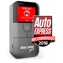 Upgrade to AlcoSense Pro from £99.99