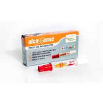 AlcoSense UK Single Use Breathalyzers (1 Pack)