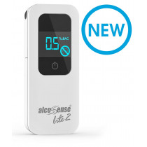 AlcoSense Lite 2 Breathalyzer (NEW)