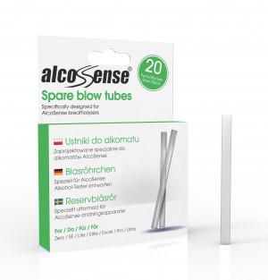 AlcoSense Blow Tubes (x20)