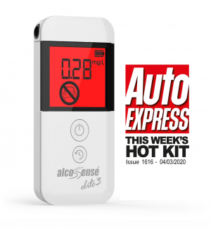 AlcoSense Elite 3 Breathalyzer