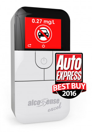 AlcoSense Excel Auto Express Best Buy 2016