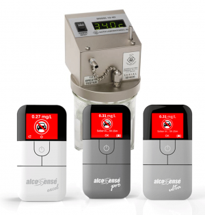 AlcoSense Calibration (Fuel Cell)