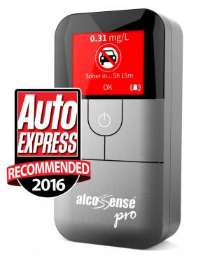 Upgrade to AlcoSense Pro from £99.99