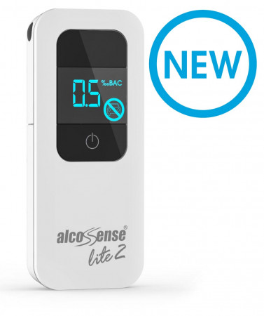AlcoSense Lite 2 Breathalyzer (NEW)