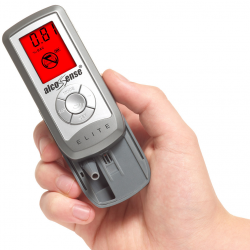 AlcoSense Elite Breathalyzer (NEW Multi Alert Level)