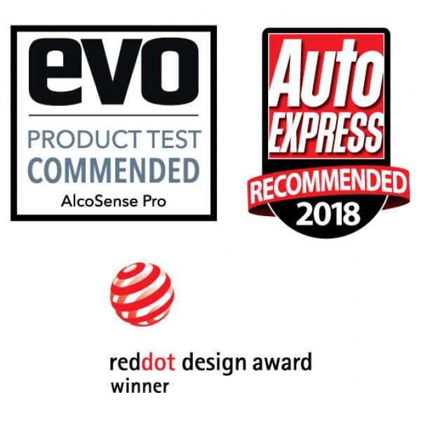 AlcoSense Pro Awards